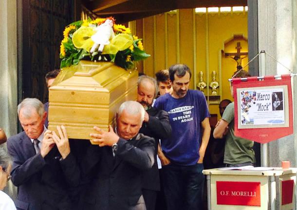 funerale marco zanzi biumo inferiore
