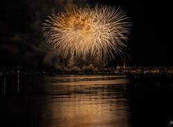 fuochi d'artificio arona