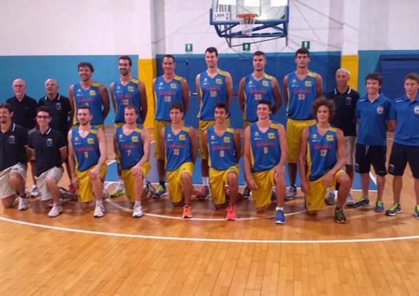 gruppo robur et fides coelsanus basket 2015 2016