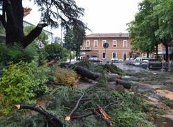I danni del temporale