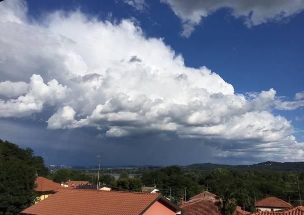 Il cielo dopo la pioggia