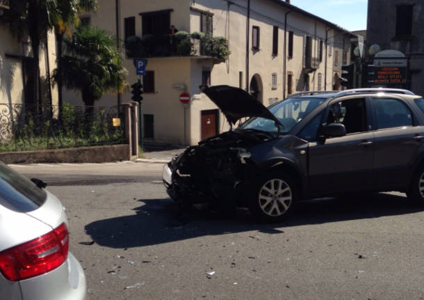 Incidente a Barasso