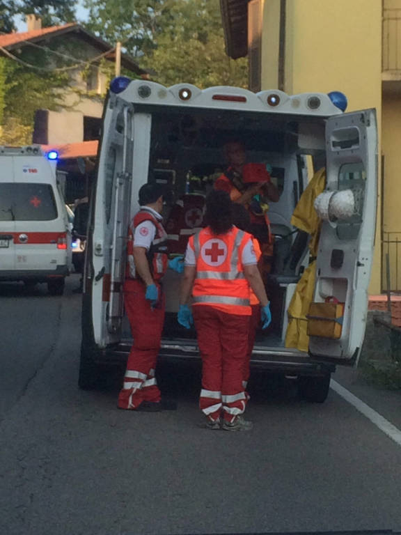 incidente a besozzo