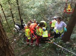 Incidente mortale Nasca Castelveccana