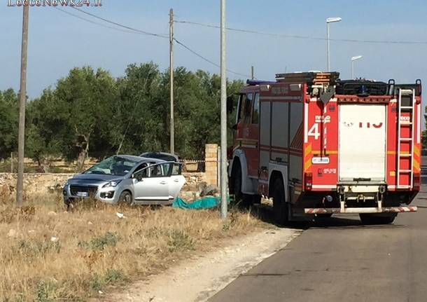 incidente puglia leccenews24.it