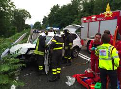 incidente superstrada varese