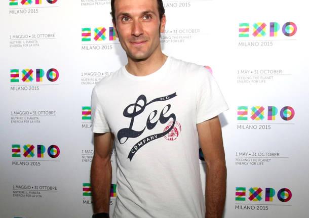 Ivan Basso a Expo