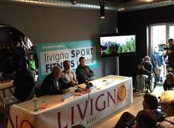 Ivan Basso risale in bici