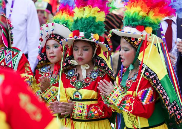 La Bolivia a Expo
