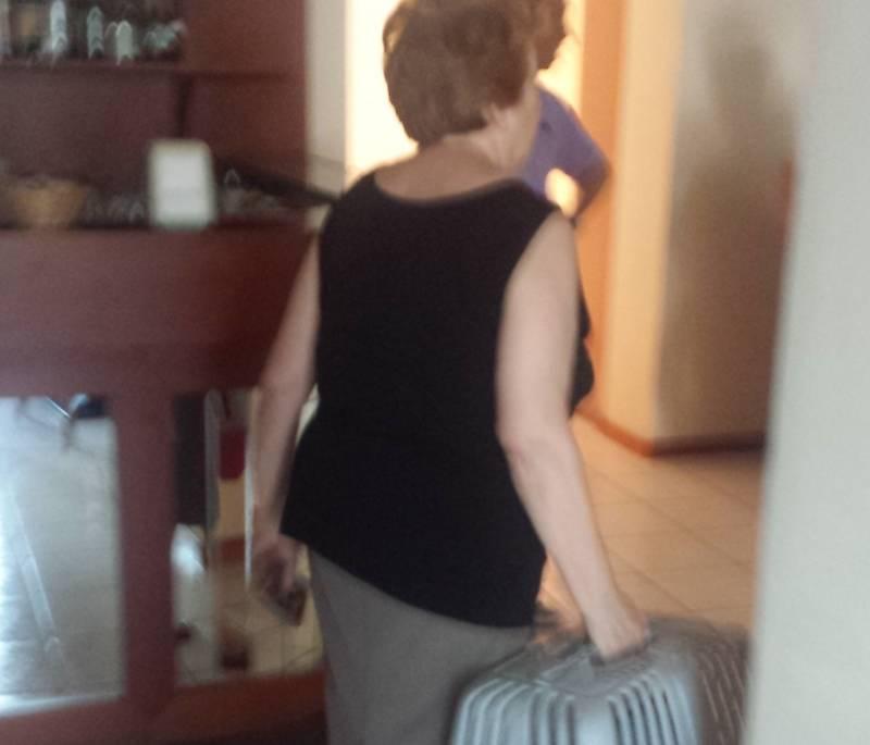 La nonna e il gatto sfrattati