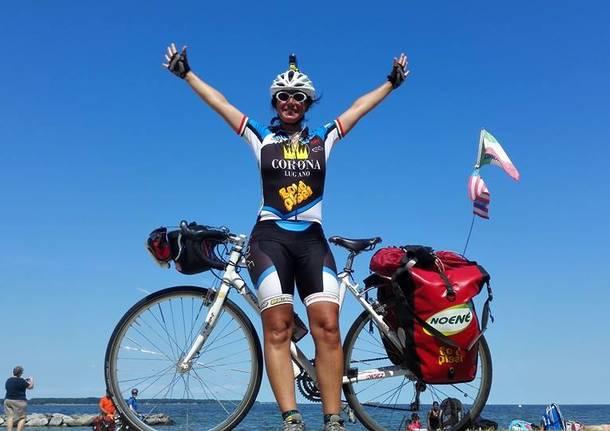 La transamerica trial di Claudia Ronchetti