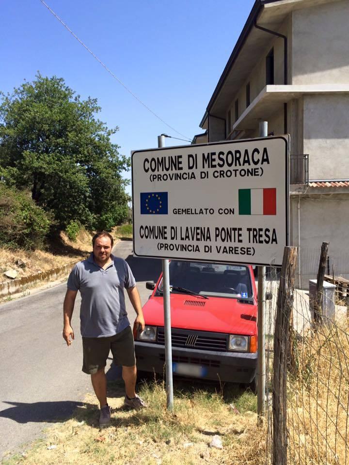 Lavena Ponte Tresa e Mesoraca unite dal gemellaggio