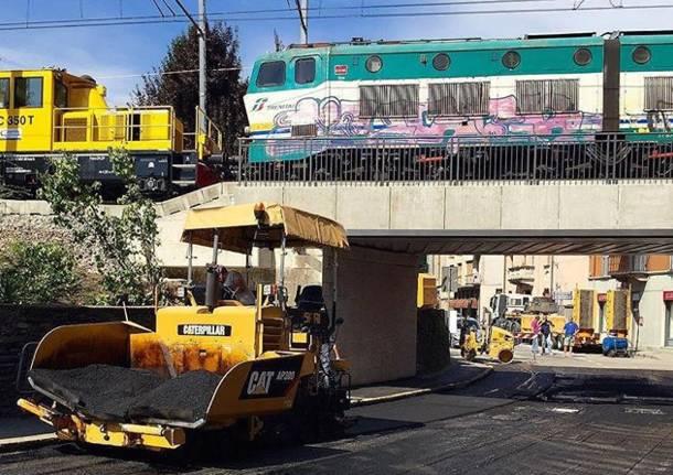 lavori ponte ferrovia