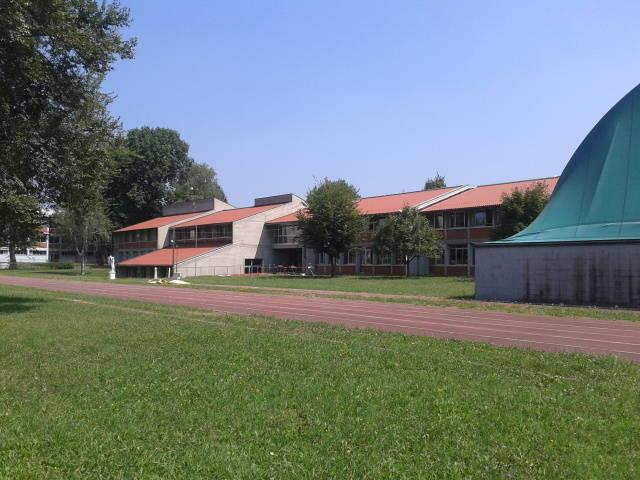 Lavori scuola Jerago con Orago