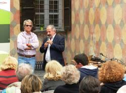 Lo chef vegetariano Pietro Leemann presenta il suo llbro