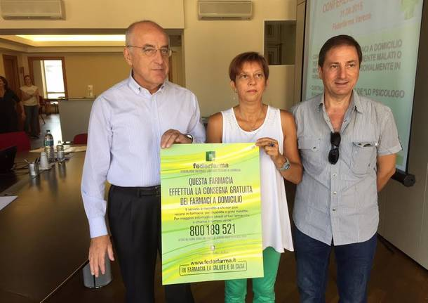 Luigi Zocchi presidente Federfarma