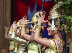 National Day della Cambogia a Expo