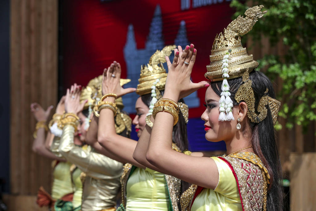 National Day della Cambogia a Expo