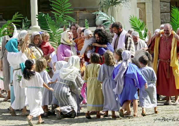 Passione di Gesù a Sordevolo