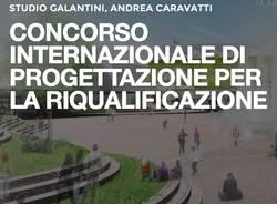 Piazza Repubblica, progetto Caravatti