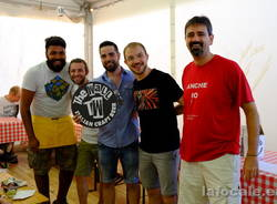 Premiazione concorso homebrewers Malto Gradimento 2015