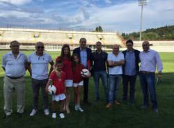 Presentazione settore giovanile Varese calcio