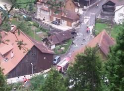Scontro tra due aerei in Svizzera