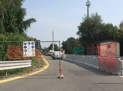 uscita a8 cavaria autostrada lavori cantiere