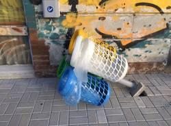 Vandalismi a Gazzada Schianno