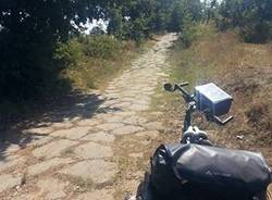 Viaggio bici Cardano Raddusa 2