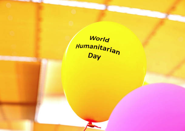 World Humanitarian Day a Expo