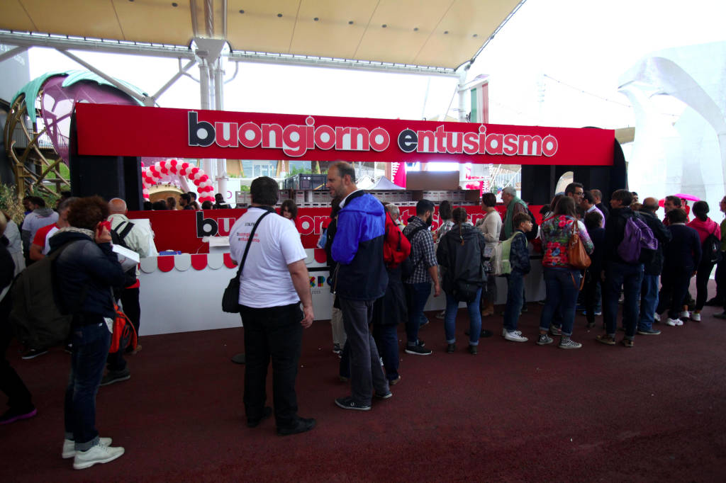 """A Expo Milano 2015 il record della """"colazione più internazionale del mondo"""""""