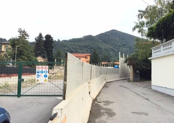 Arcisate - Stabio cantieri 15 settembre 2015