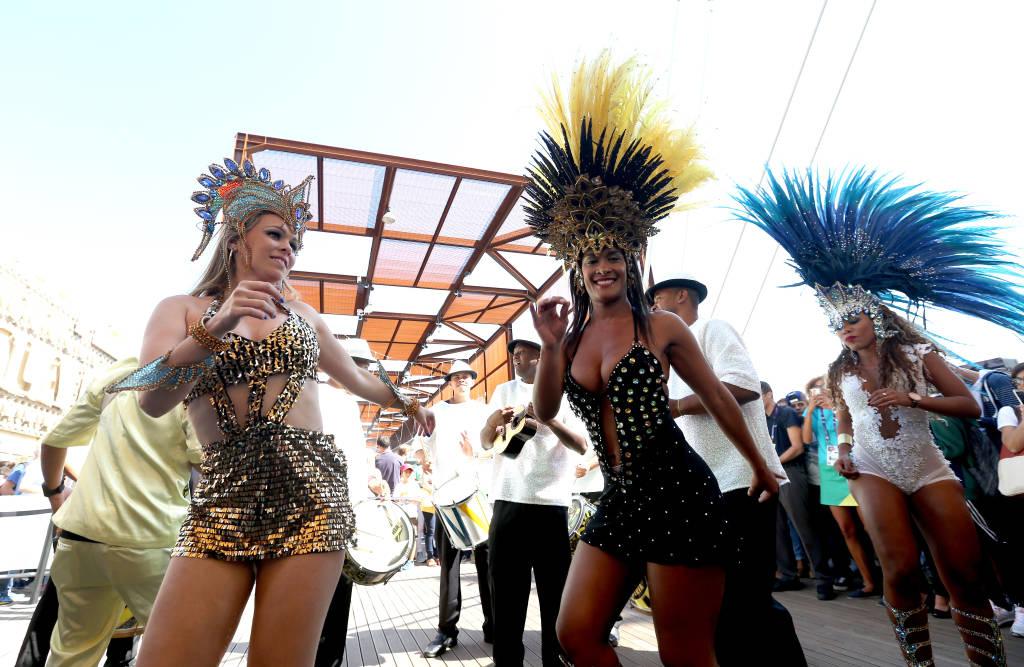 Balli e danze per il Brasile