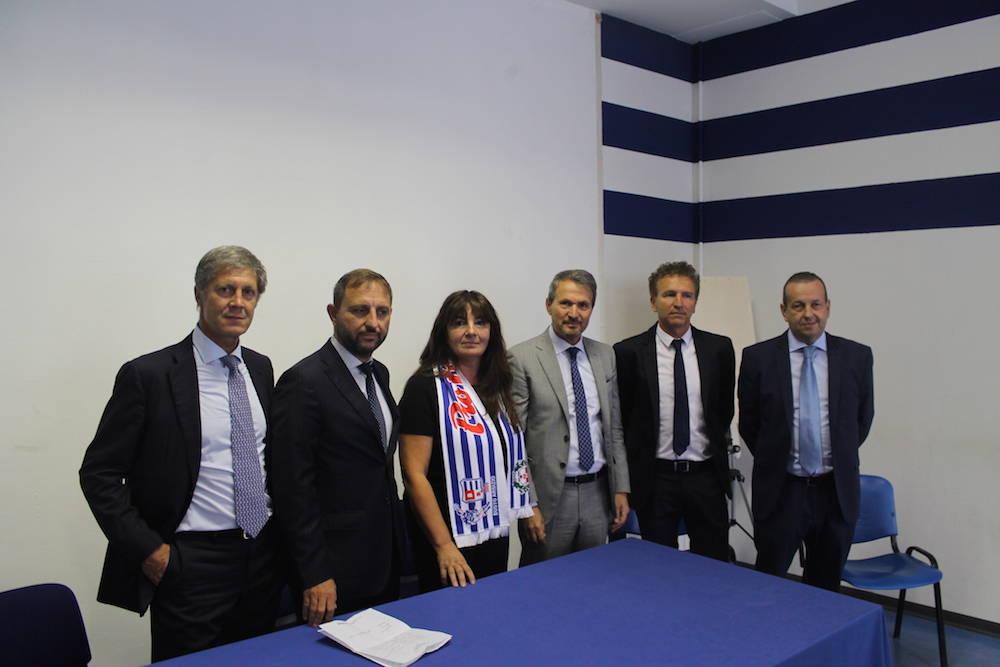 calcio pro patria nuova dirigenza