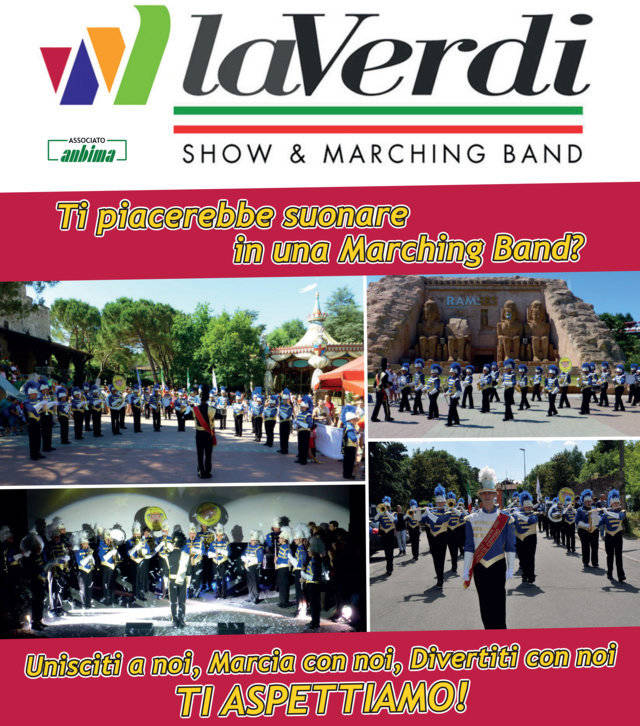 OPEN DAY - LA VERDI SHOW & MARCHING BAND