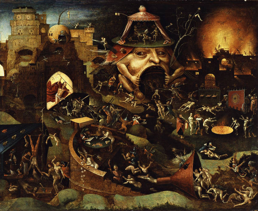 Artisti in psicoanalisi - Hieronymus Bosch
