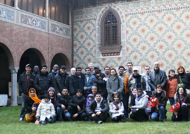 Ufficio Per Stranieri Milano : In oratorio gli stranieri imparano l italiano