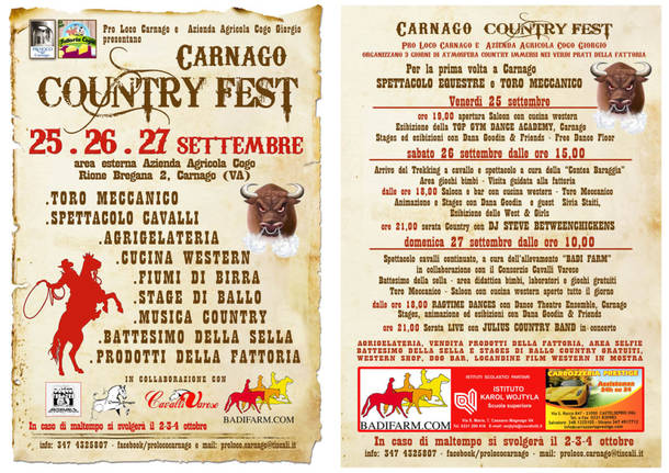 Carnago Country Fest
