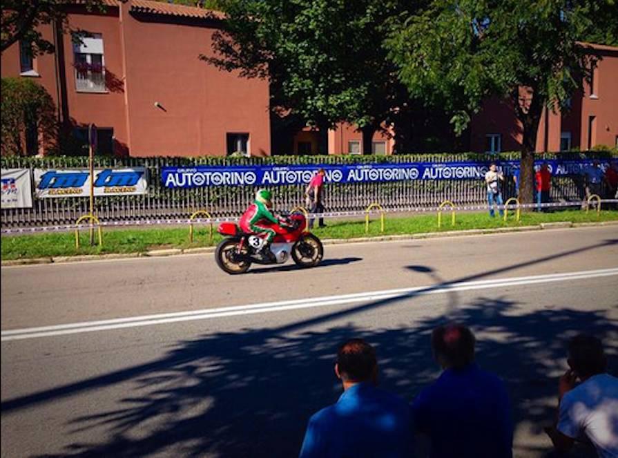 Circuito Motociclistico di Cascinetta