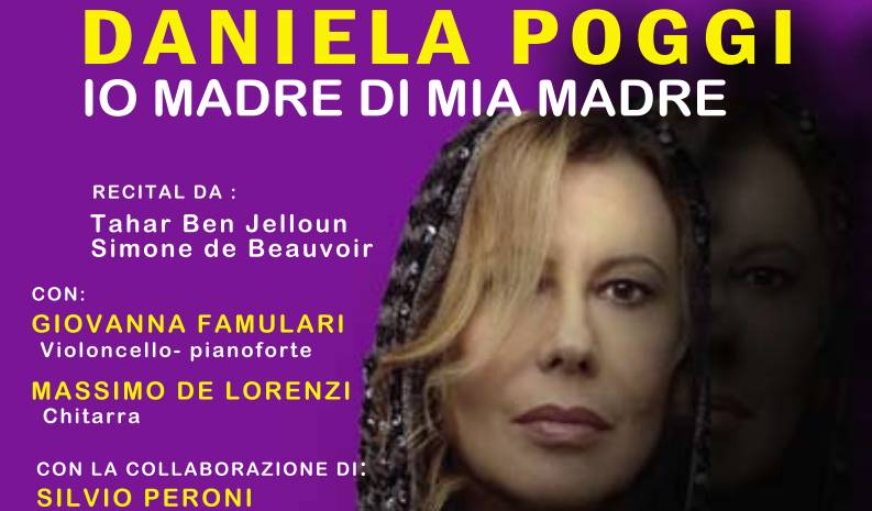 Daniela Poggi locandina