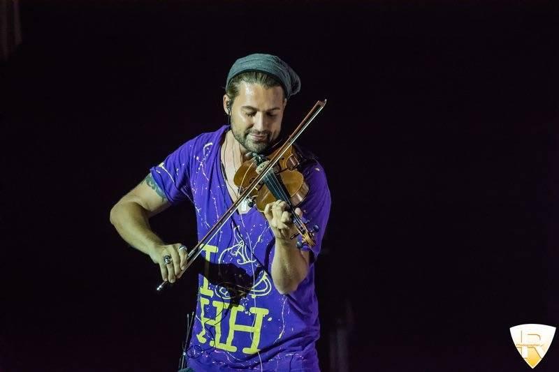 David Garrett in concerto al Teatro Arcimboldi