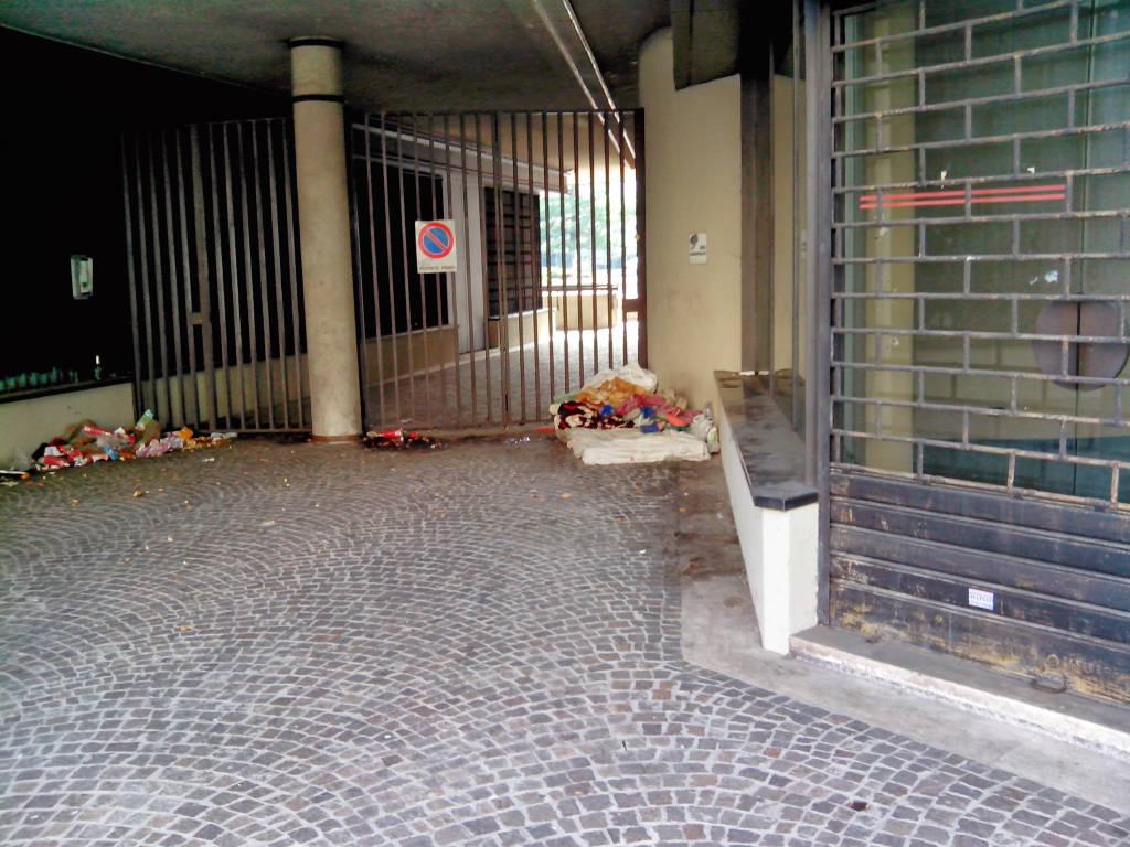 Degrado a Varese