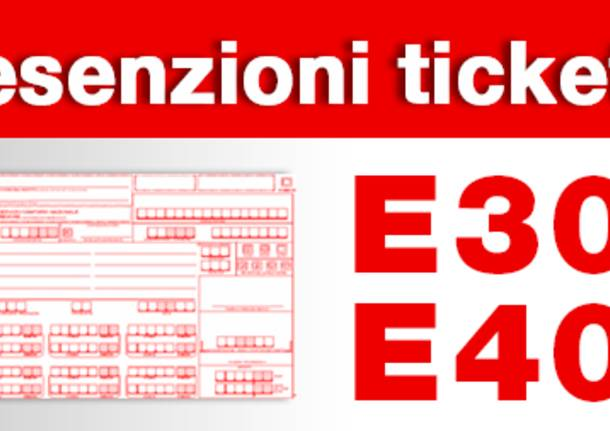 Cambia il ticket sanitario: