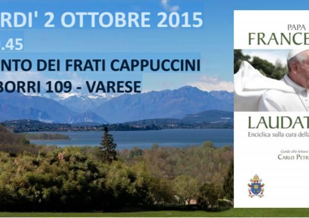 eventi papa enciclica