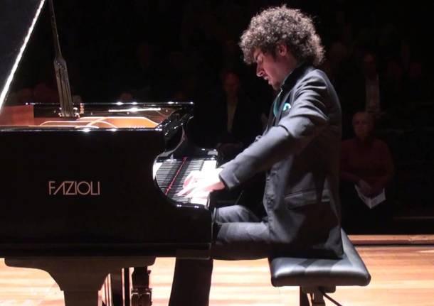 Federico Colli pianista