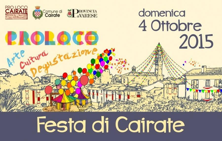Festa di Cairate 2015