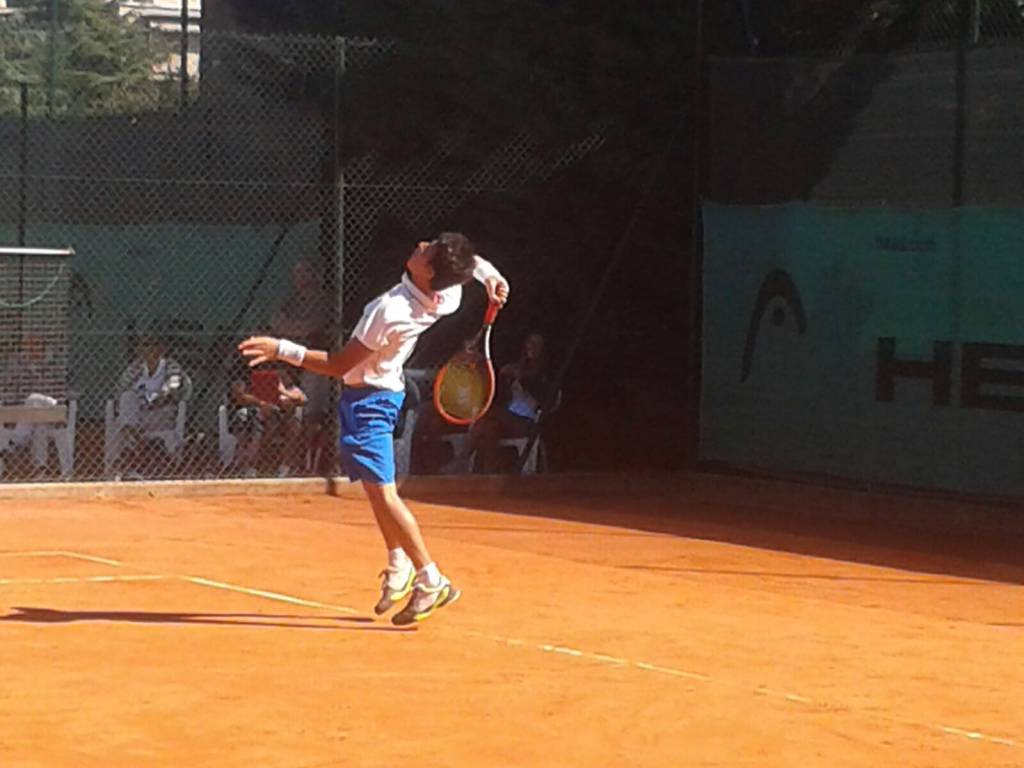 Finale campionati italiani under 16 di tennis 2015 Gallarate
