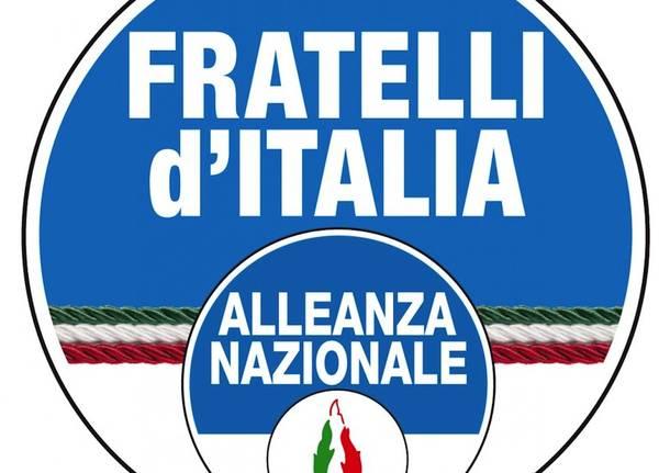fratelli d'italia varese simbolo