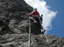Freghera, la scalata di Tommaso Salvadori